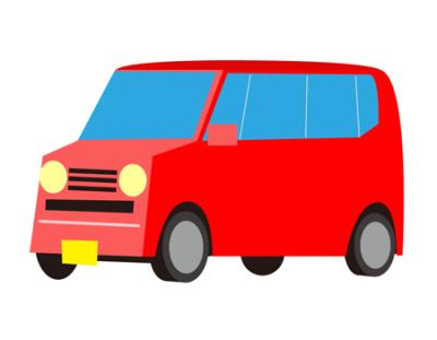 軽自動車無料イラスト