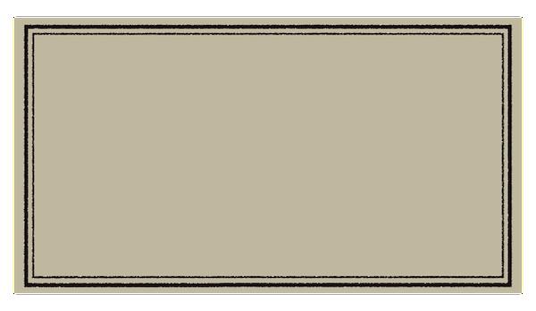 アンティーク風ラベルフレーム枠4