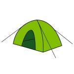 tentテントイラスト